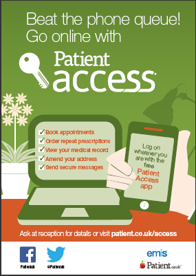 Castlefields Health Centre Access To Patient Medical Records